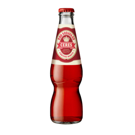 Ceres RØD sodavand