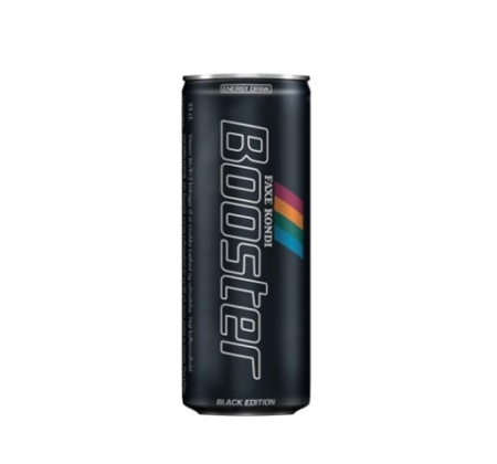 Booster Black Edition 33cl