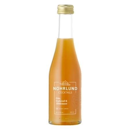 Nohrlund – Gin, Gulerod & Æblemost