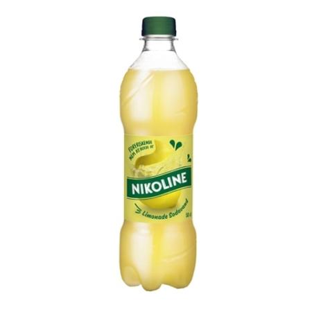 Nikoline Limonade 0.5L sodavand