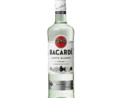 Bacardi Carta Blanca Rom 37,5% 70cl